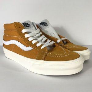 Vans Sk8-Mid Reissue Retro Sport Sunflower Sneaker